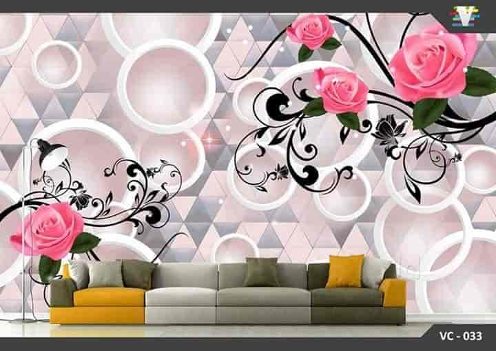 M S The Great Wall Peerzadiguda Hyderabad Wall Paper Dealers