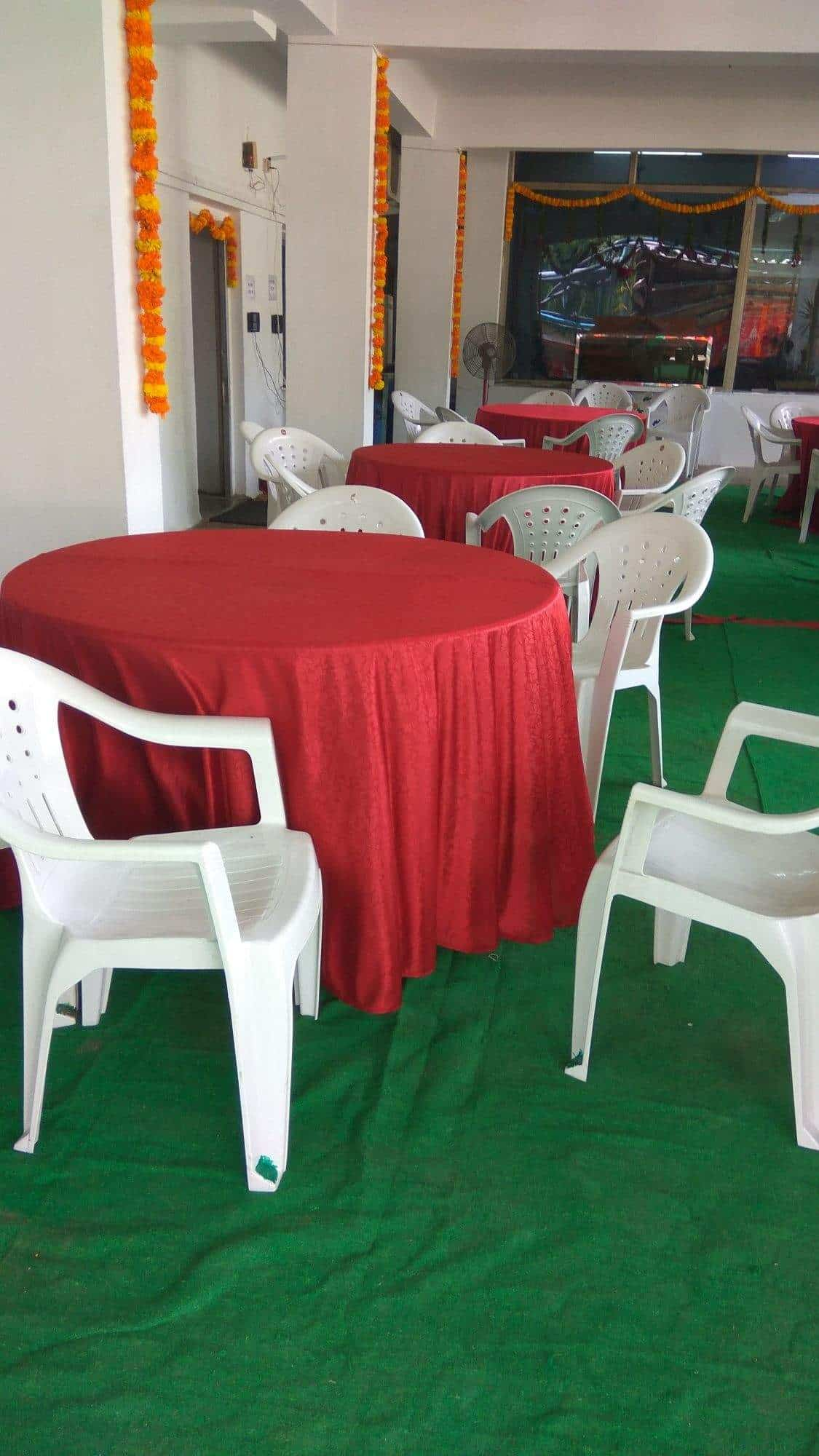 Dining Table Decoration - Sri Ganesh Tent House Photos Old Bowenpally Bowenpally Hyderabad - & Sri Ganesh Tent House Photos Old Bowenpally Bowenpally Hyderabad ...