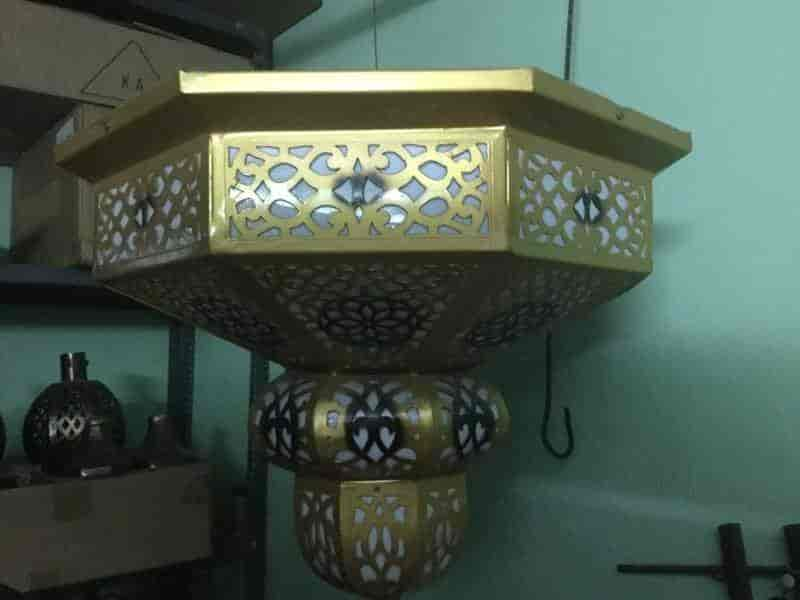craft metal lighting. Decorative Lights - Beacon Metal Craft And Crystal Lighting Photos, Saroor Nagar,