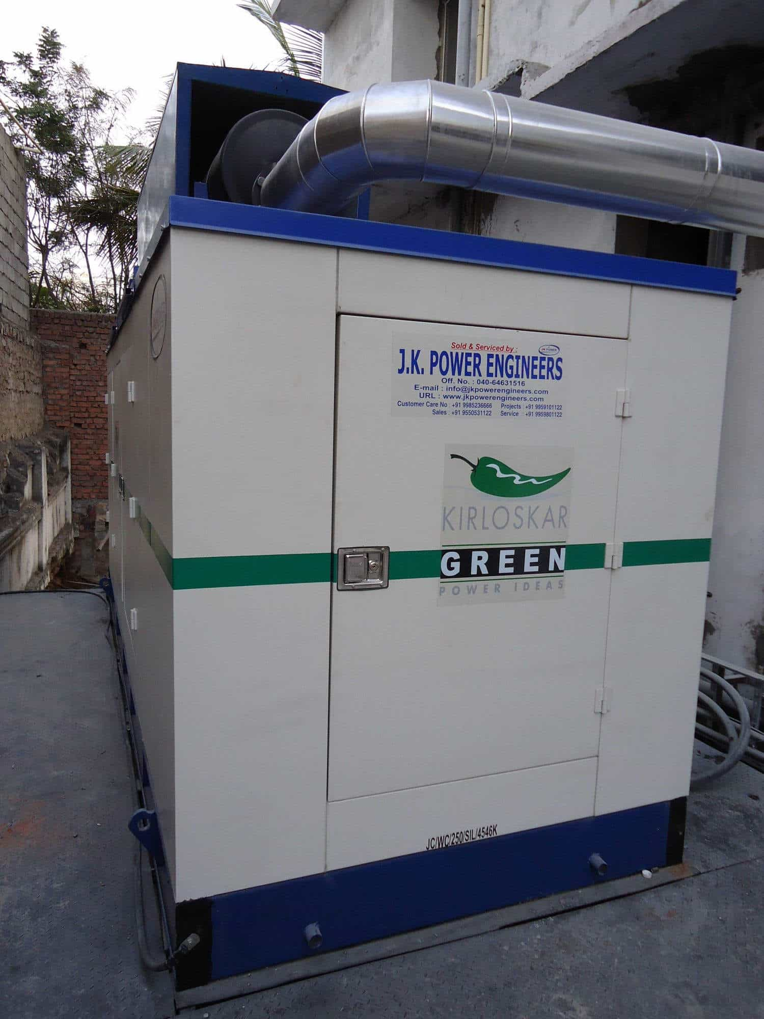 J K Power Engineers s Chintal Hyderabad &