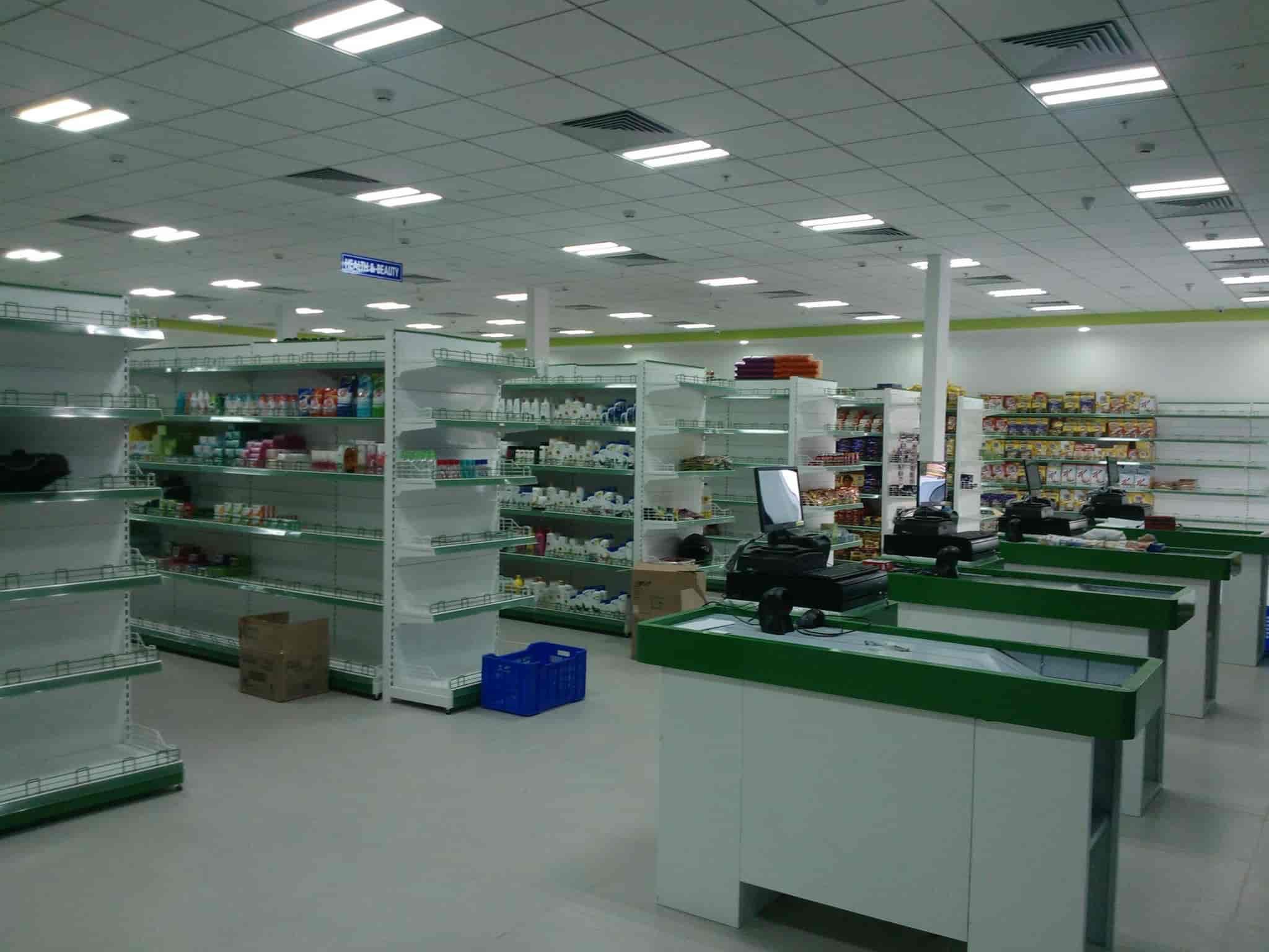 Shop Mart Interior Design