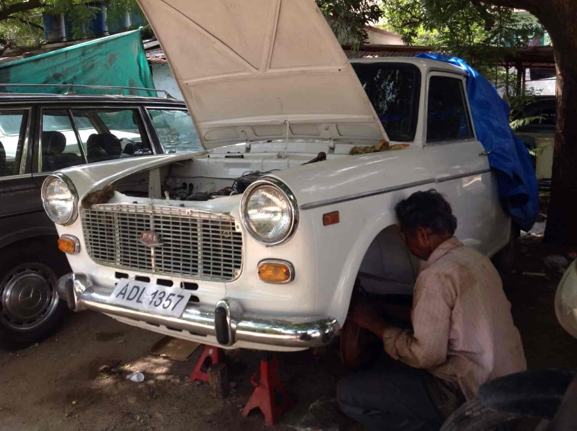 AAA Service Centre Banjara Hills Car Repair & Services in