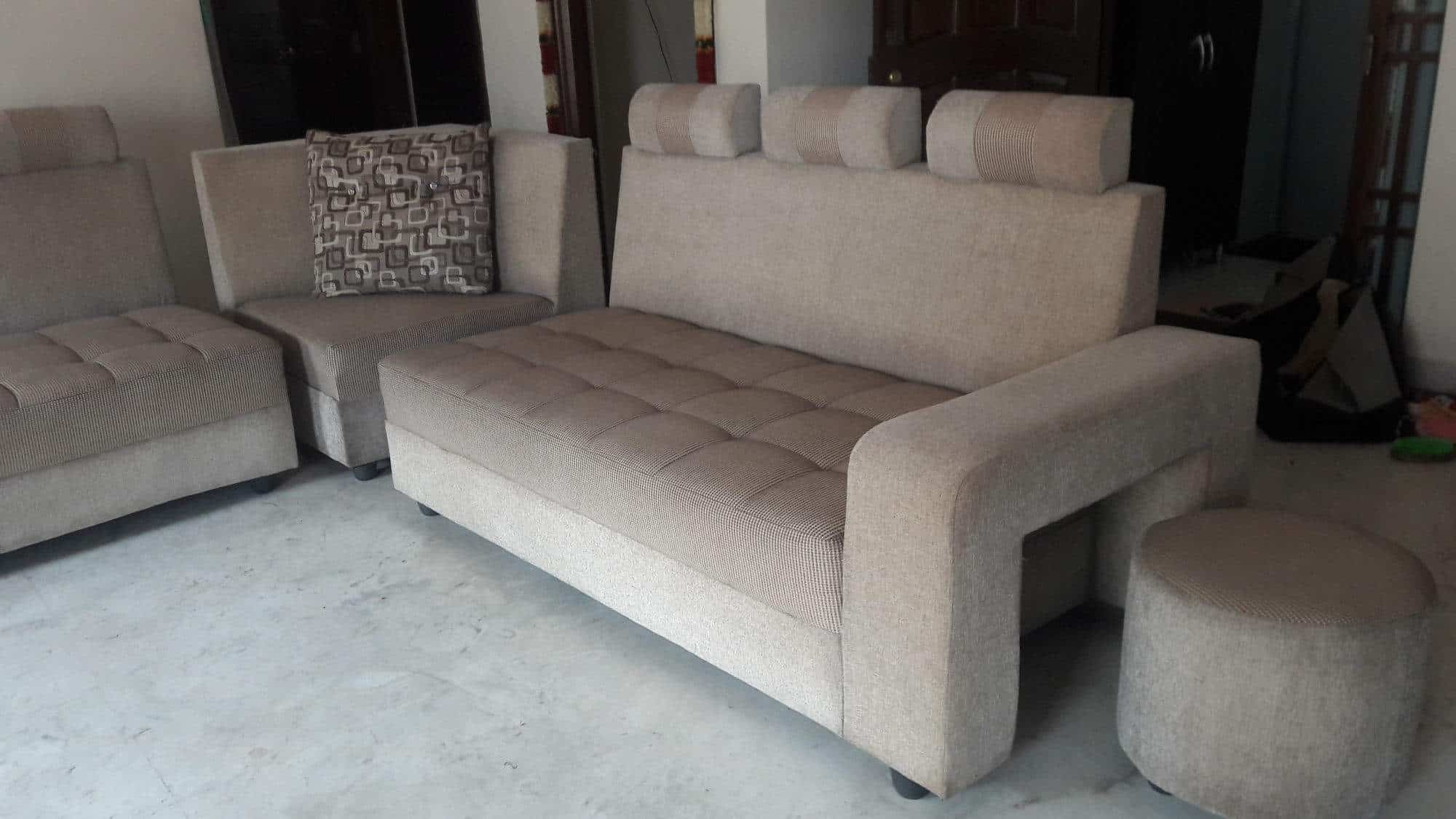 White Star Sofa Works Mehdipatnam Sofa Set Repair & Services in