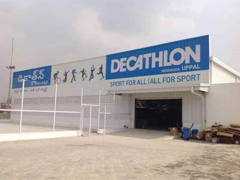 Entrance View - Decathlon Sports India Pvt Ltd Photos bca591cf774