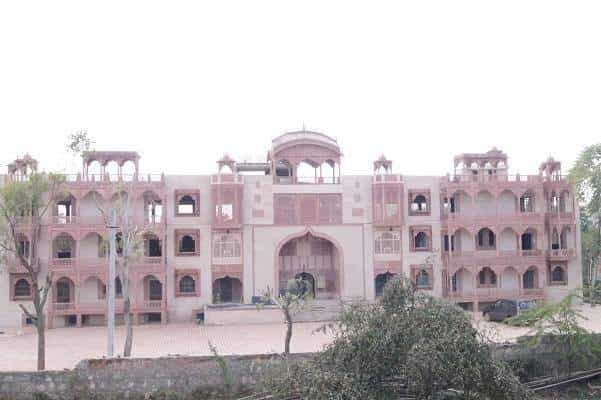 Red Fort Heritage Hotel Kukas 3 Star Hotels In Jaipur Justdial