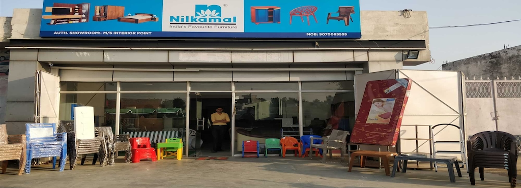 Interior Point Nilkamal Furniture Rs Pura Wooden Furniture
