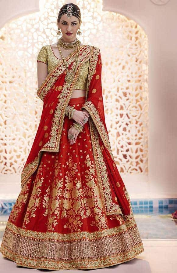 1adfab13e0 Top Bridal Lehenga Manufacturers in Charminar, Hyderabad - Justdial