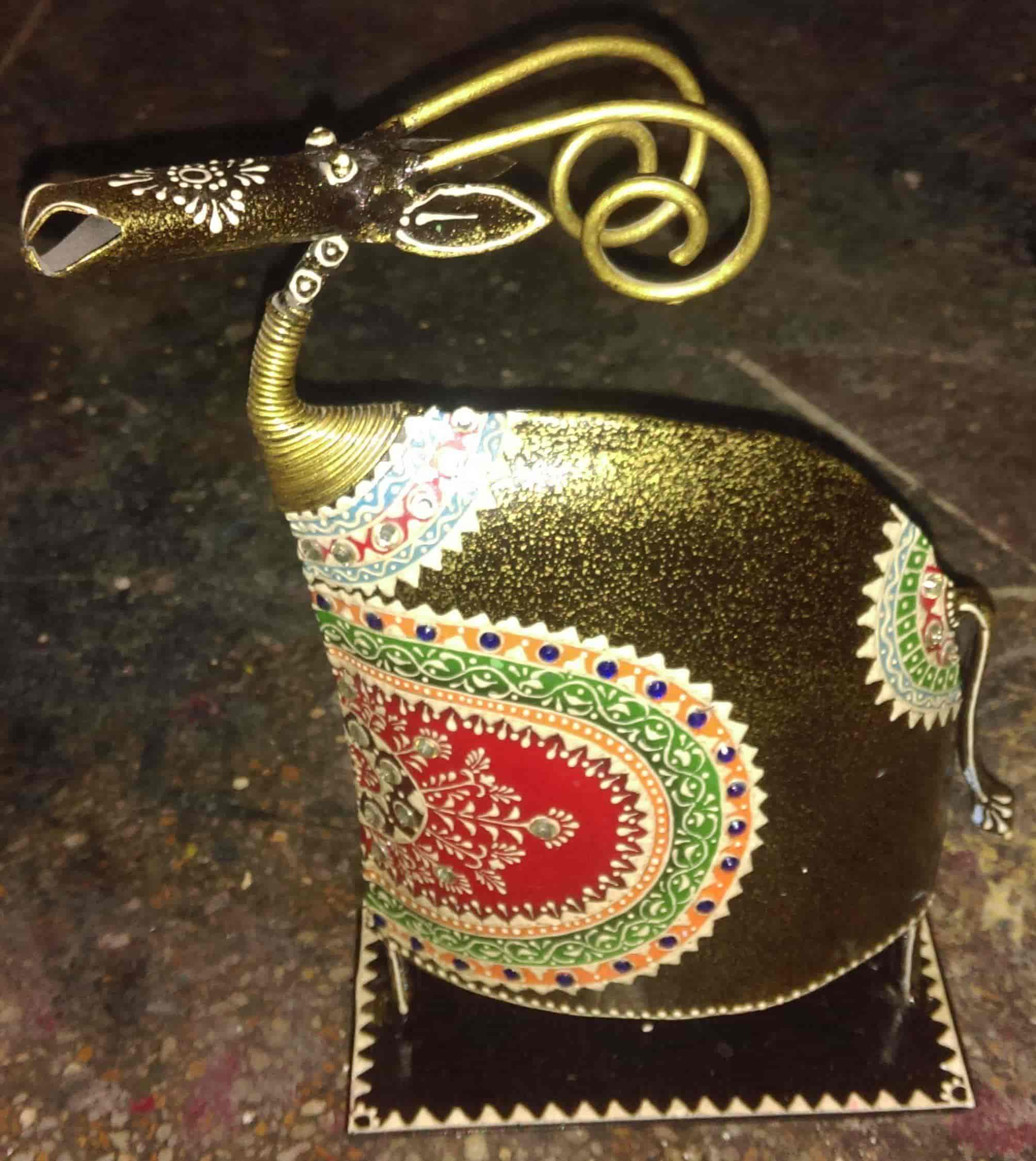 The D N A Group Shastri Nagar Handicraft Item Manufacturers In