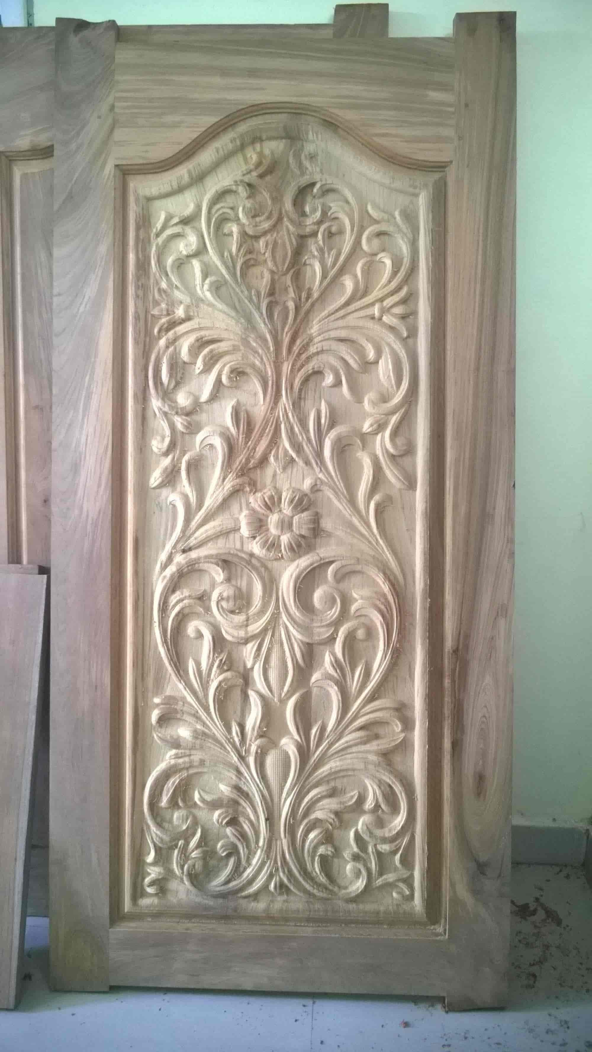 ... Wooden Door Carving Work - Sri Kumaran Construction\u0026 Wood Carving Photos Railway Station KANCHIPURAM ... & Sri Kumaran Construction Wood Carving Photos Railway Station ...