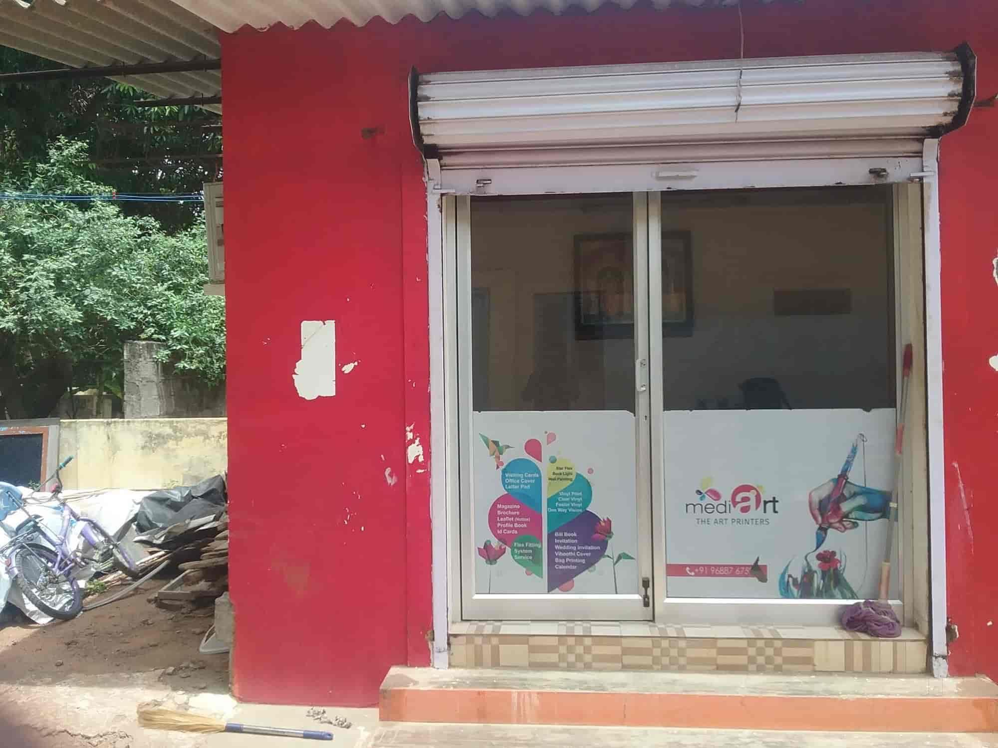 MEDIA ART, Bus Stand - Flex Printing Services in Karaikudi - Justdial