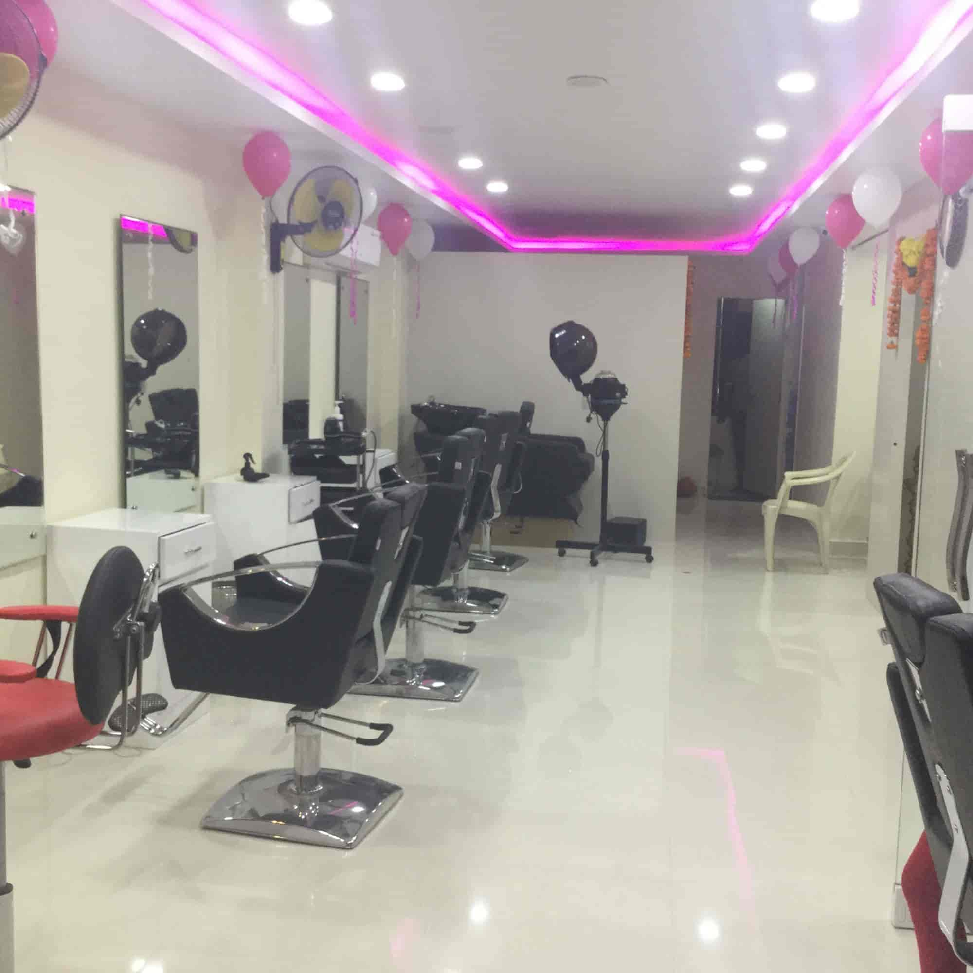 Inside View Of Saloon Royal Beauty Parlour Men Women Professional Hair Salon Photos