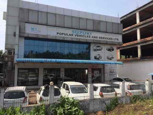 Top 10 Maruti Suzuki Car Dealers in Mangalpady - Best Maruti
