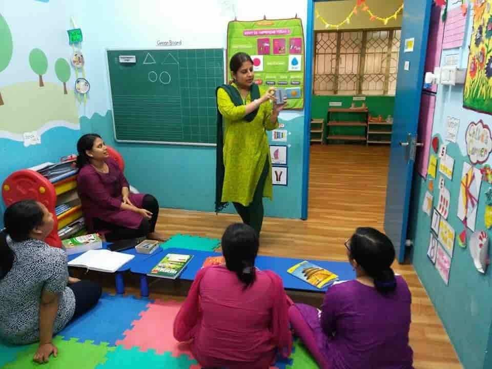 International Montessori Teacher Training Insute Diploma Course In Kolkata Justdial