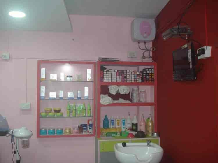 Bathroom Mirror Kolkata scissor & mirror, dhakuria, kolkata - beauty parlours - justdial