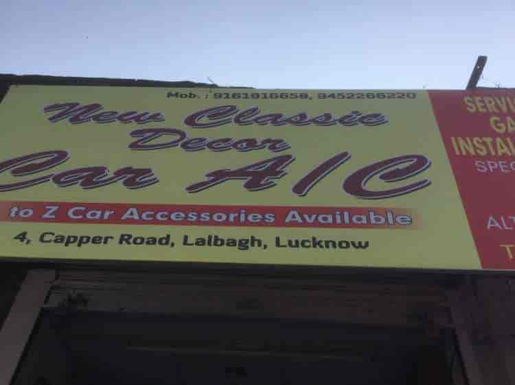 New Classic Car Decorater Lalbagh Lucknow Car Repair