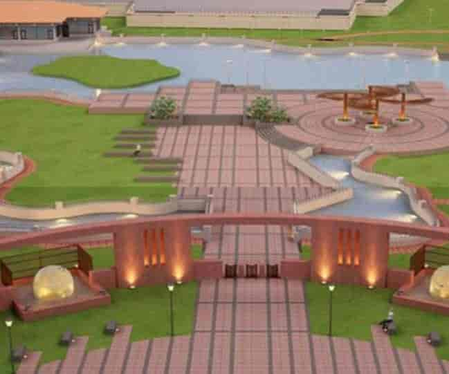 Image result for Jyotiba Phule Zonal Park: Lucknow