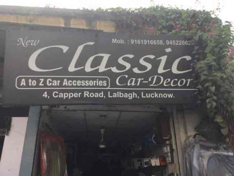 New Classic Car Decor Lalbagh Lucknow Car Accessory Dealers