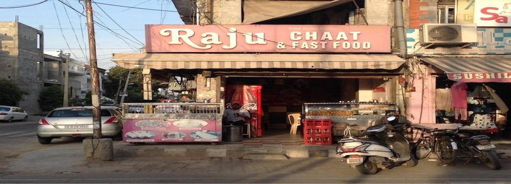 Raju Chaat Bhandar And Fast Food, Model Town, Ludhiana - Street Food ...