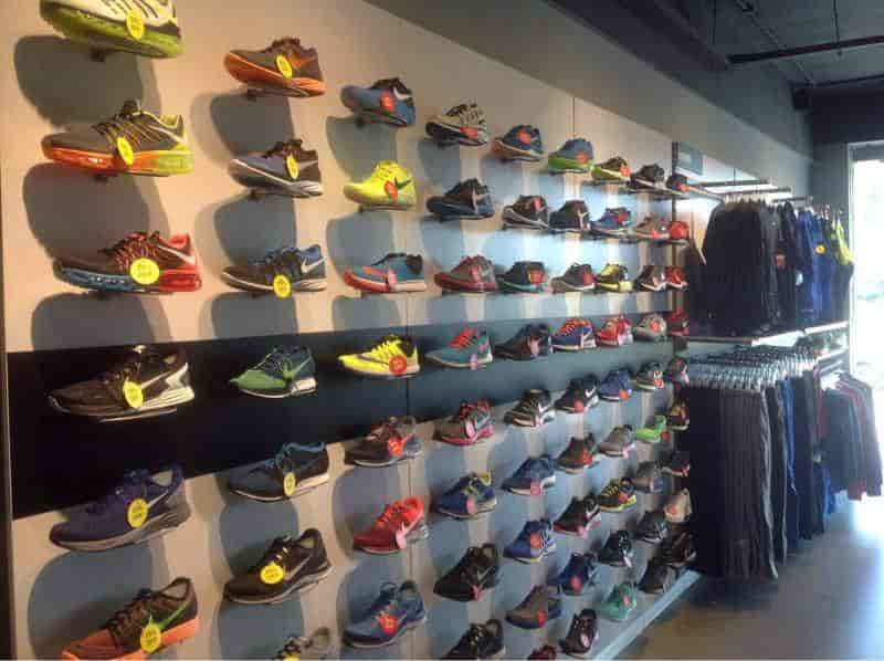 nike shoes showroom in ludhiana which state gets most federal mo
