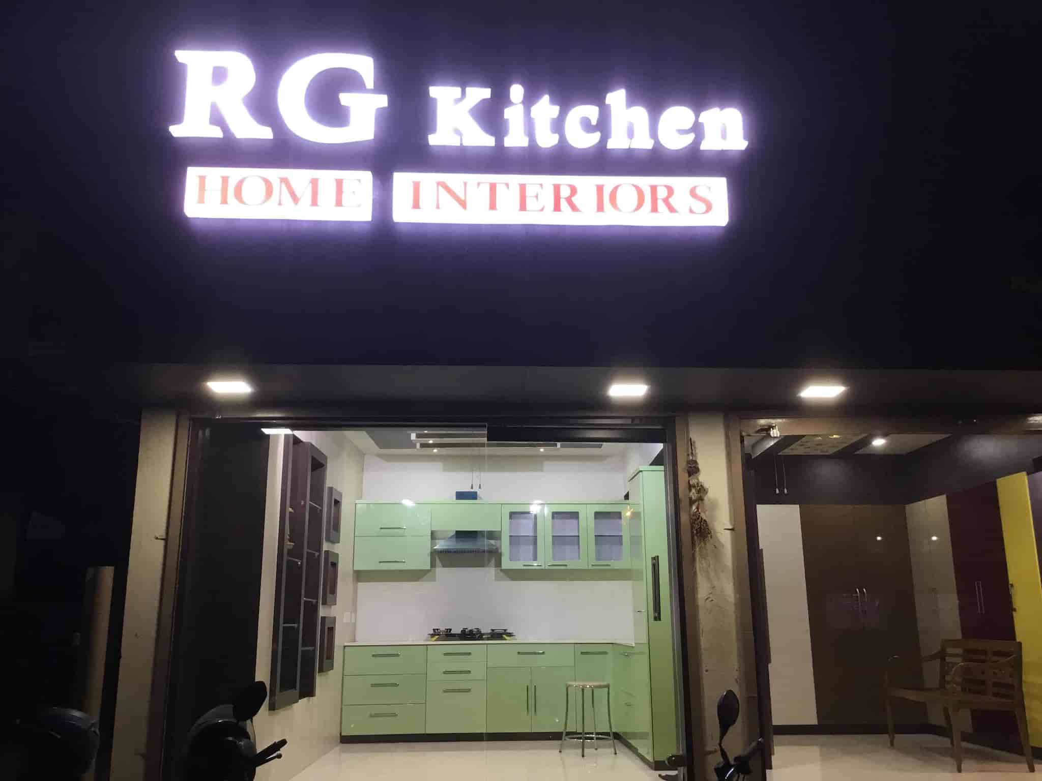 R G Kitchen Home Interiors Photos Thirunagar Madurai Pictures