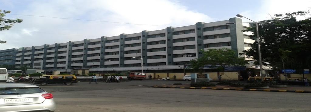 लोकमान्य तिलक हॉस्पिटल, मुंबई। फोटो सोर्स: गूगल