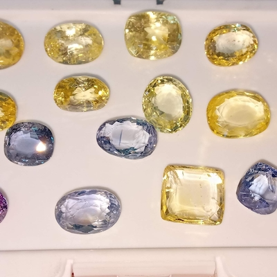 Preena Gems And Jewels, Bhandup West - Gemstone Dealers in