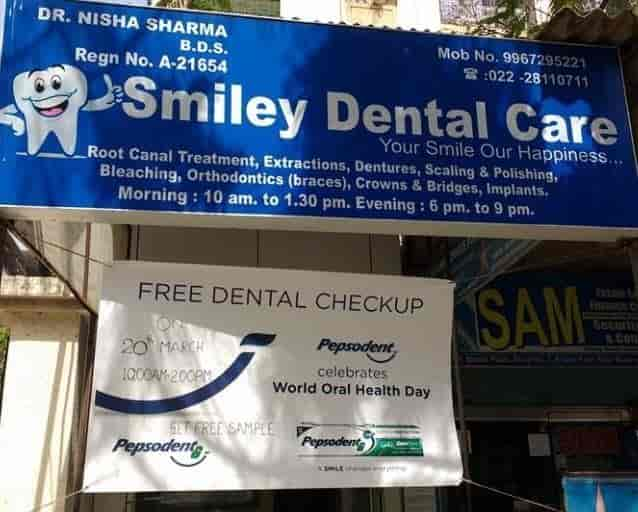 Dr Nisha Sharma - Dentists - Book Appointment Online