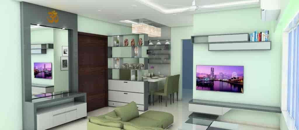 ... Living Room Design   Design Interventions Photos, Kandivali West,  Mumbai   Interior Designers ...