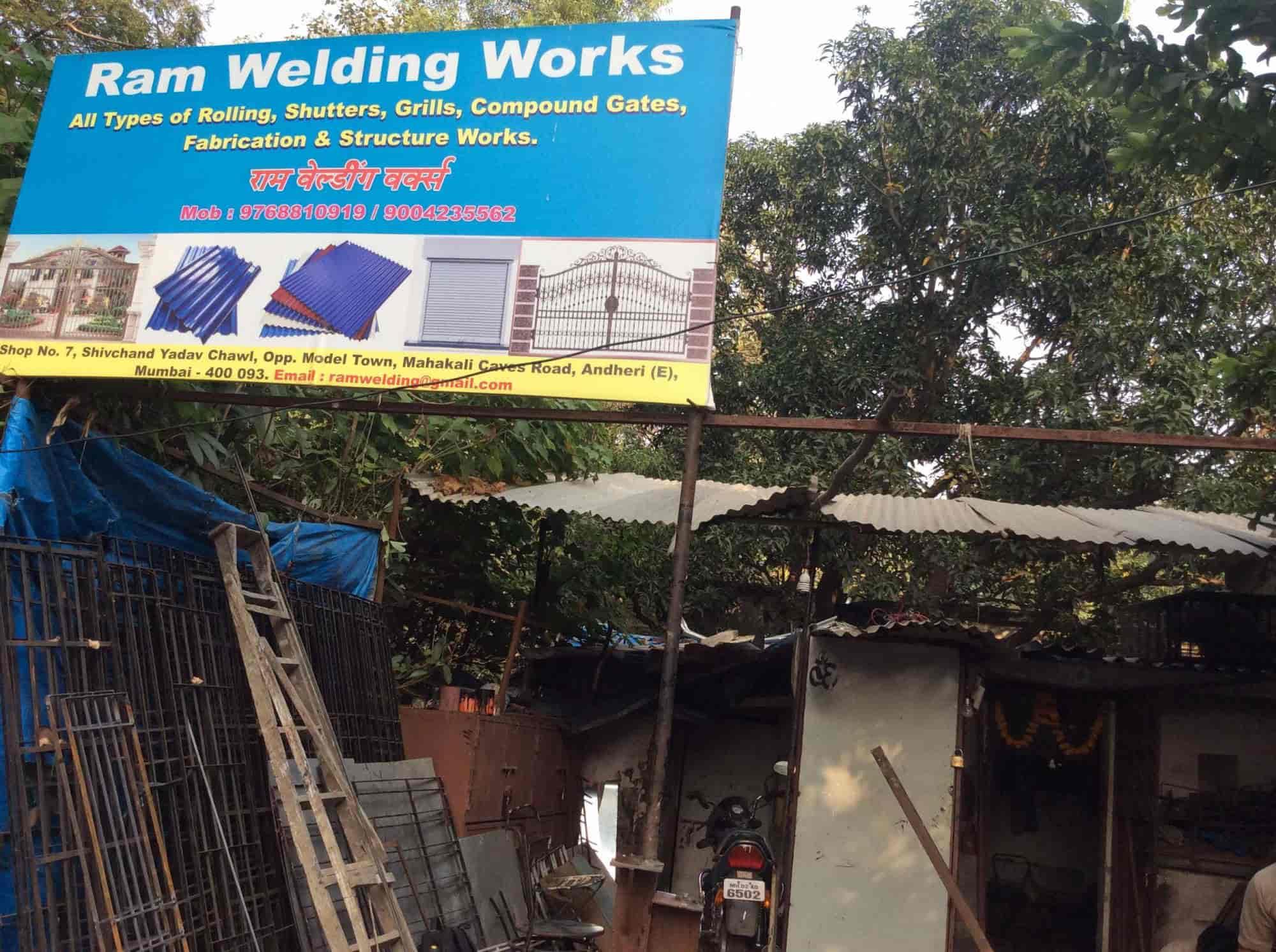 Ram Welding Works, Andheri East - Fabricators in Mumbai