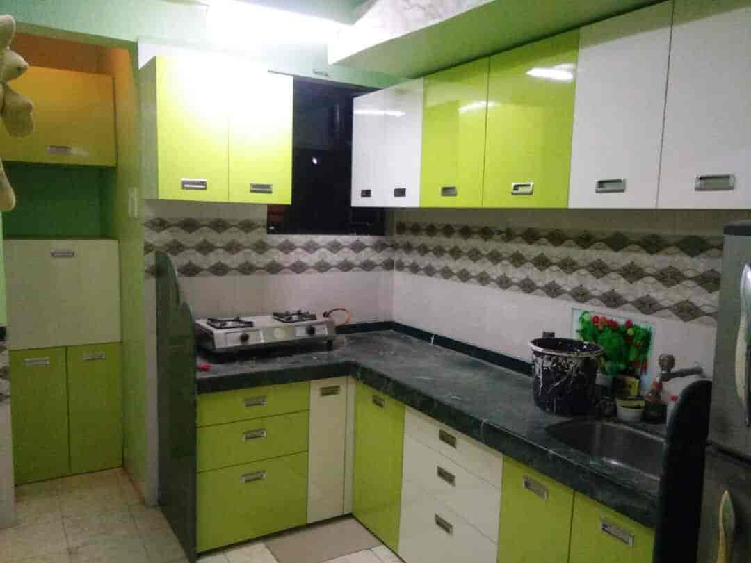 Modular kitchen design works new kitchen conceptinterior photos kalamboli mumbai modular kitchen