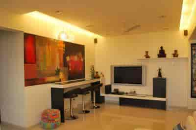 Living Room Interior Design   Miracle Design Photos, Kandivali West, Mumbai    Interior Designers ...