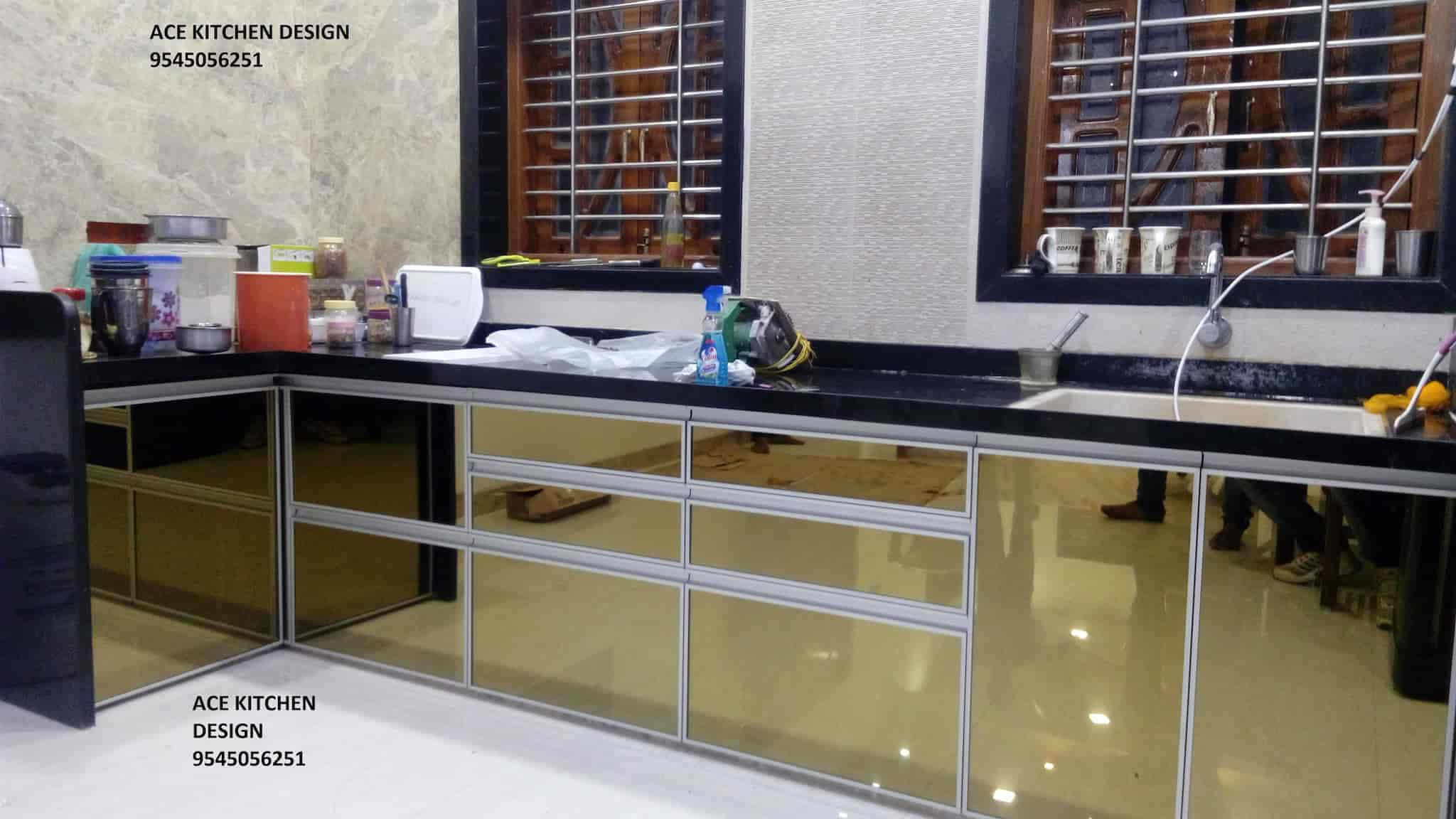 Ace Kitchen Design, Malad West   Modular Kitchen Dealers In Mumbai    Justdial