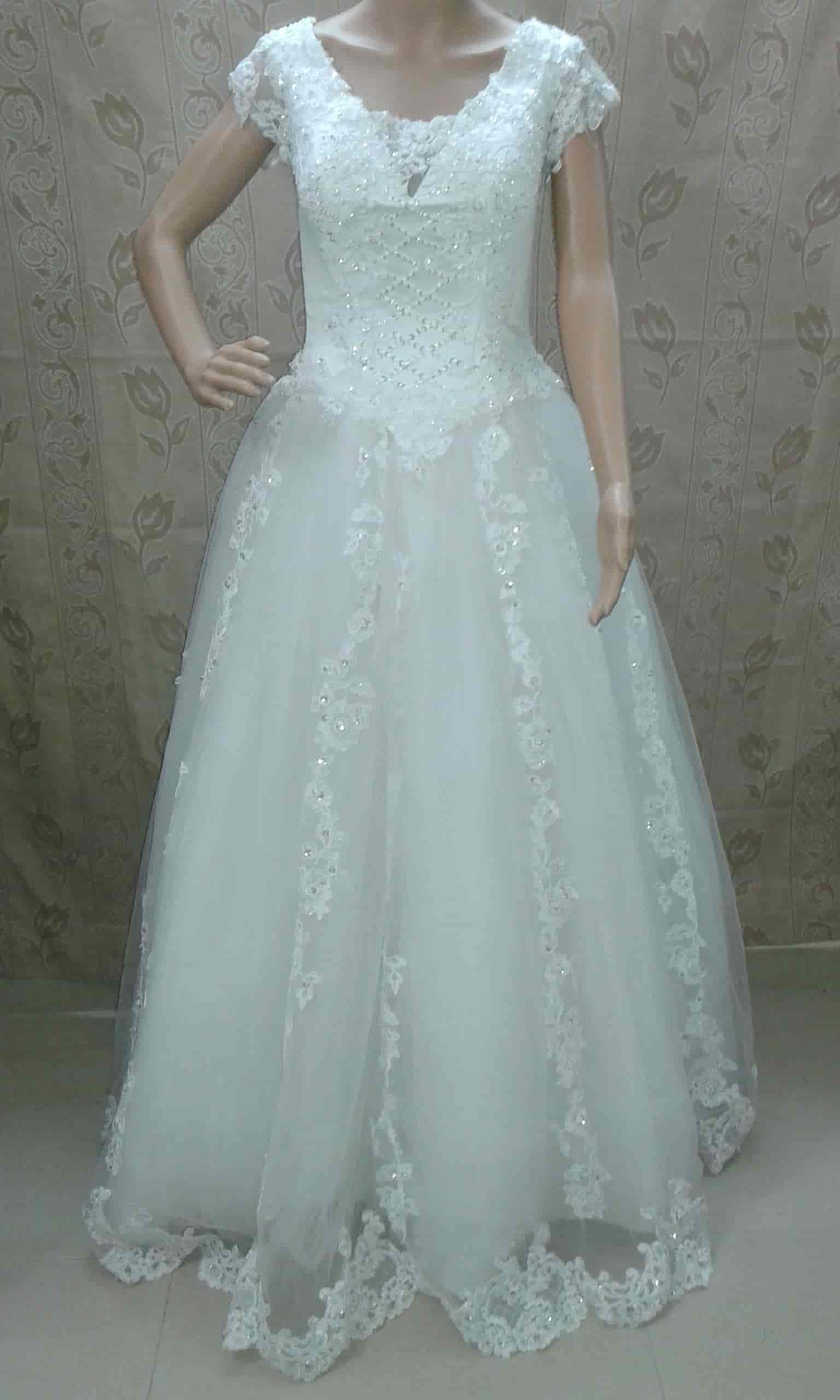 Nisha David Bridal Collection, Malad West - Gown Manufacturers in ...