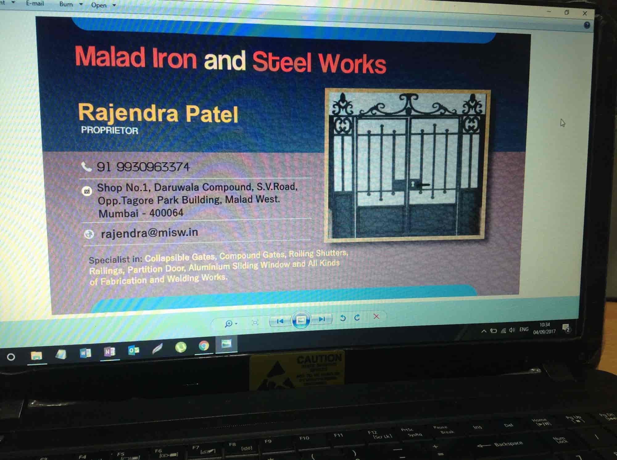 Malad Iron And Steel Works Photos, Malad West, Mumbai- Pictures ...