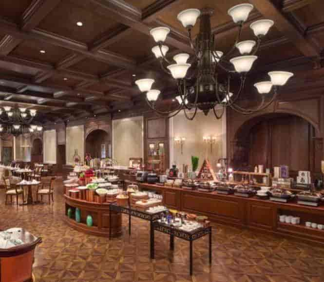 The Grand Dining Room Welcom Hotels Savoy Mall Road