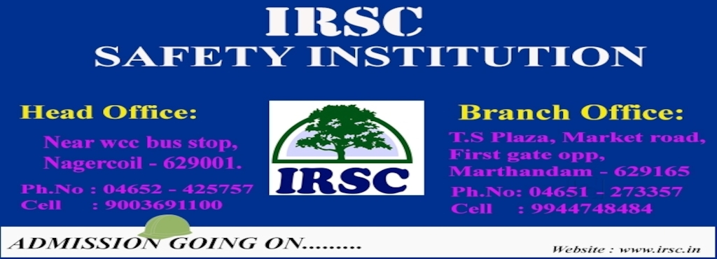IRSC Safety Institution, Near WCC Bus Stop - Fire Fighting ...
