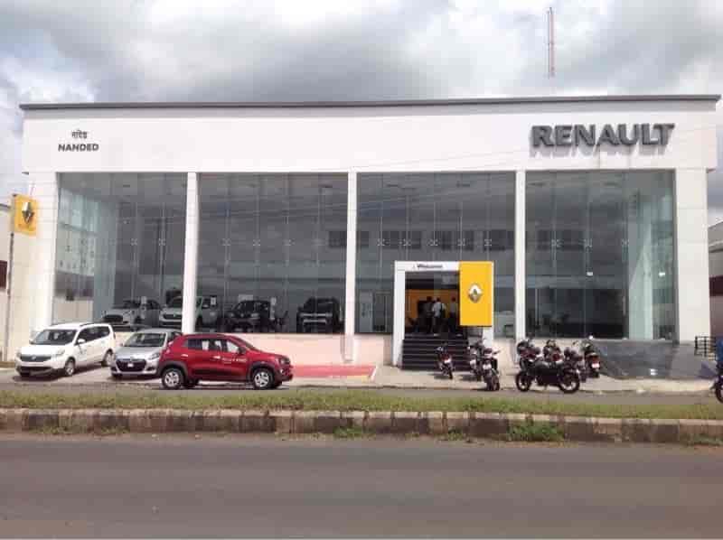 Renault car dealers