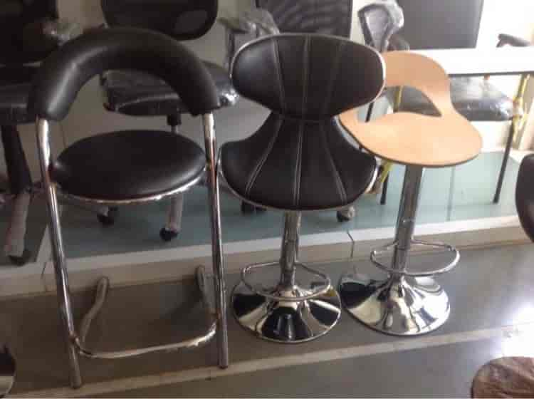 ... Product View   Inoffice Office Furniture Photos, MICO Circle, Nashik    Plastic Chair Dealers ...