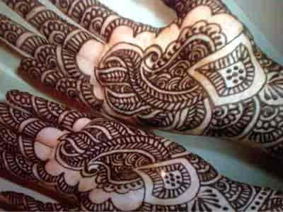 Mehndi Art Designs : Arpit mehndi artist photos sector 27 delhi ncr pictures & images