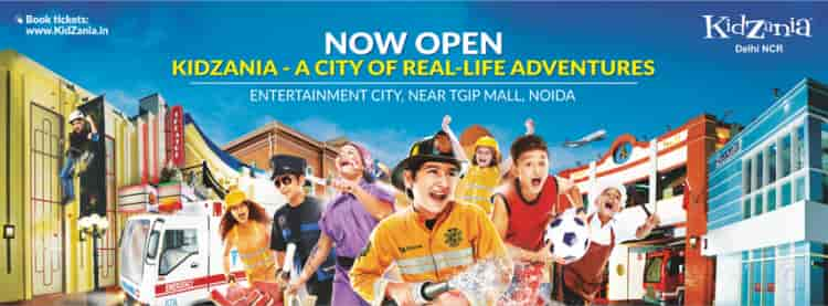 KidZania Kids Fun Park
