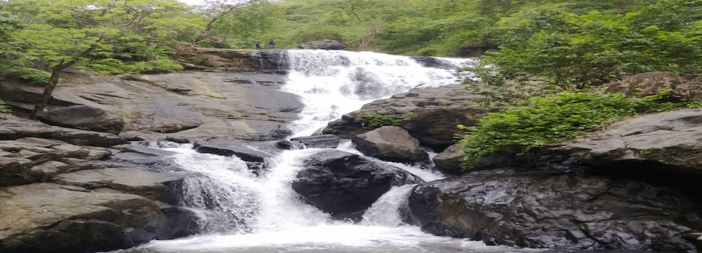 The Majestic 100 Ft Chinchoti Falls Unexplored Raw And Rarely Tread Upon