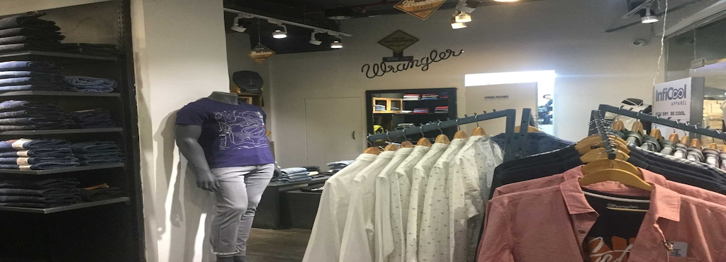 19032a89 Wrangler Exclusive Store, Dhangu Road - Gents Readymade Garment Retailers  in Pathankot - Justdial