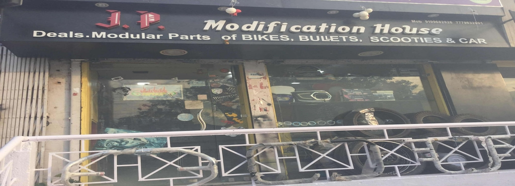 Jp Modification House Boring Road Car Accessory Dealers In Patna