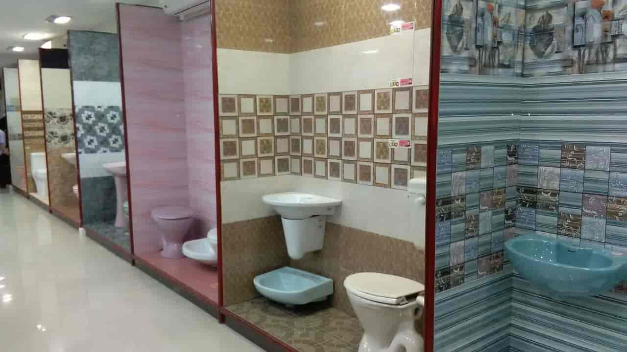 Sample Bathrooms   Sri Raja Traders Photos, Thattanchavadi, Pondicherry   Tile  Contractors ...