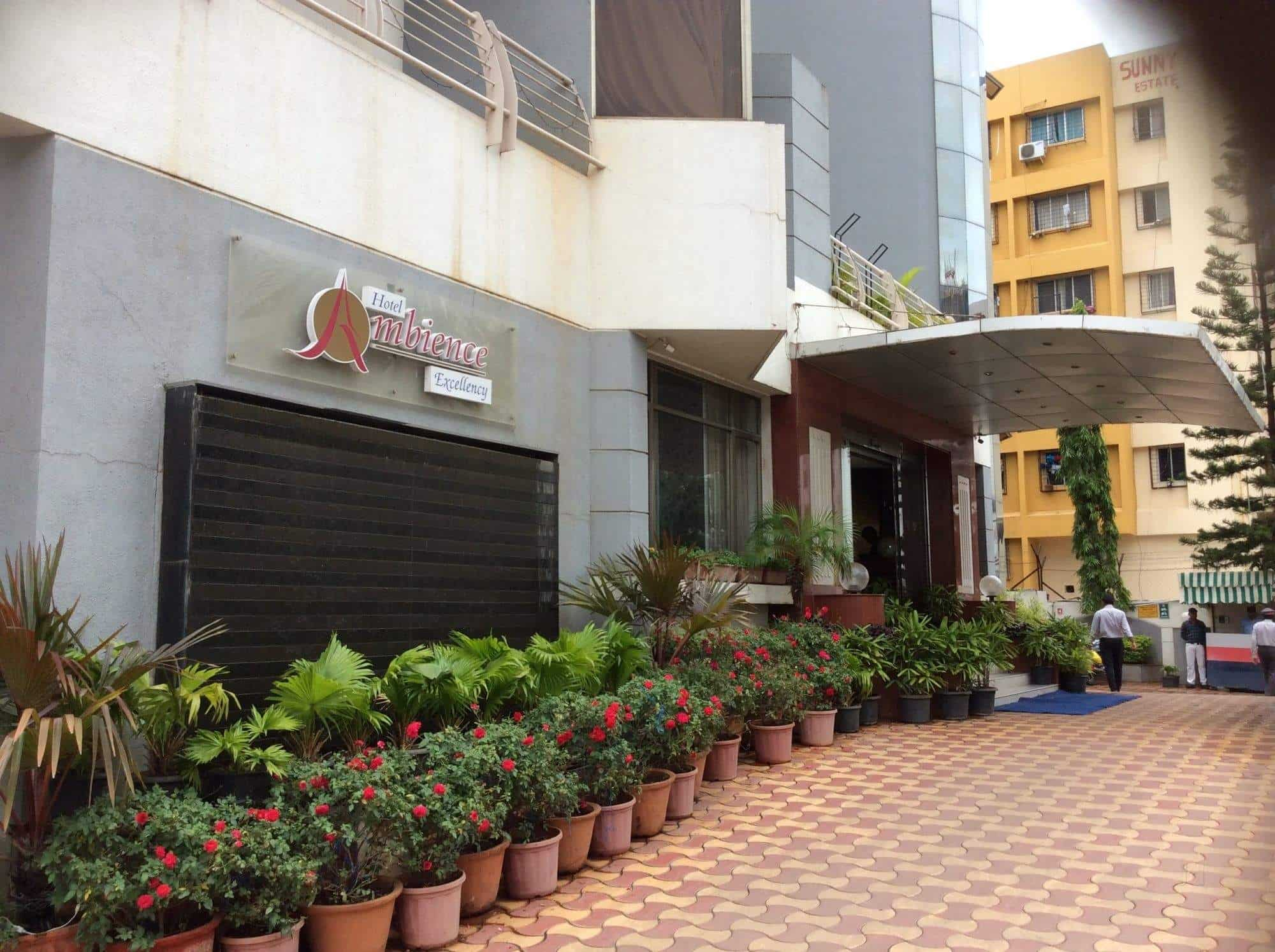 Hotel Ambience Excellency Wakad Conference Halls In Pune