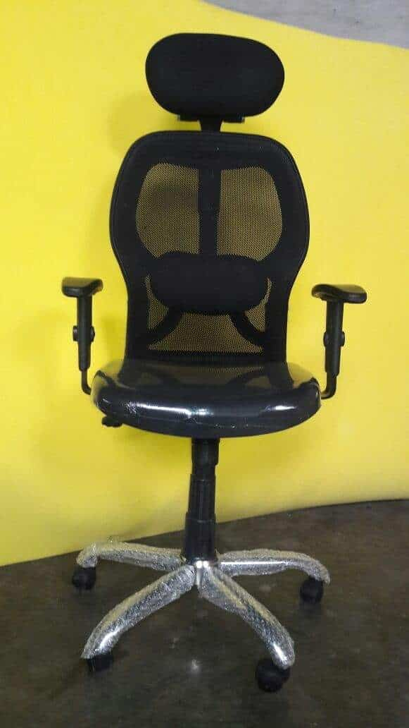 ... Manufacturers; MESH WITH HEADREST CHAIRS   Vinay Chairs Photos, Bhosari  Industrial Estate, Pune   Chair ...