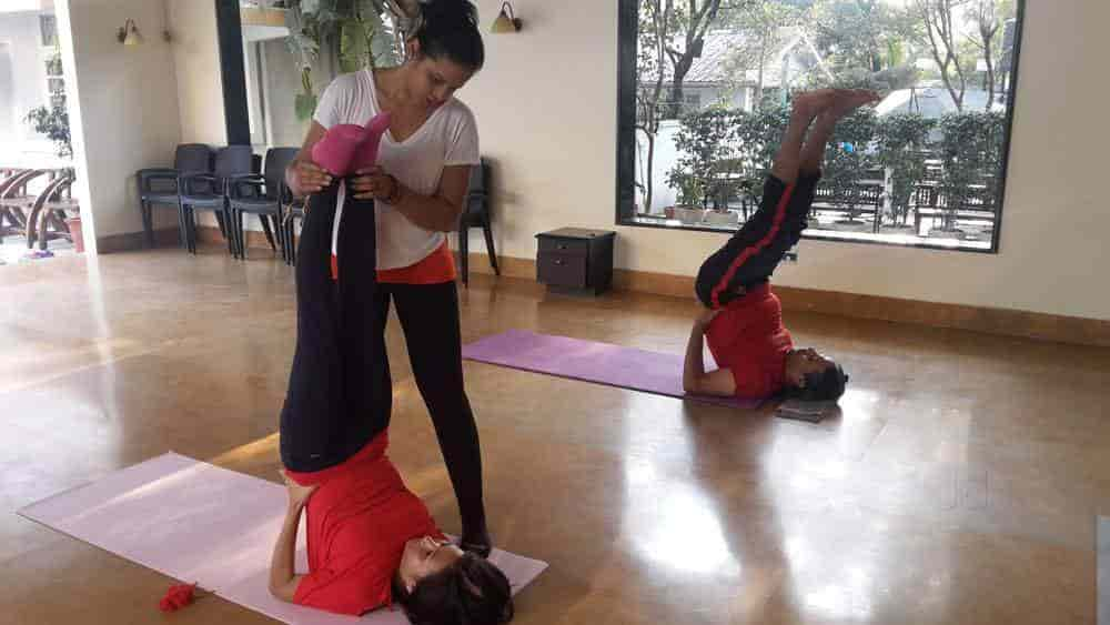 o yoga universal pune