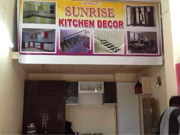 Sunrise Kitchen Decor Bavdhan Pune Kitchen Trolley