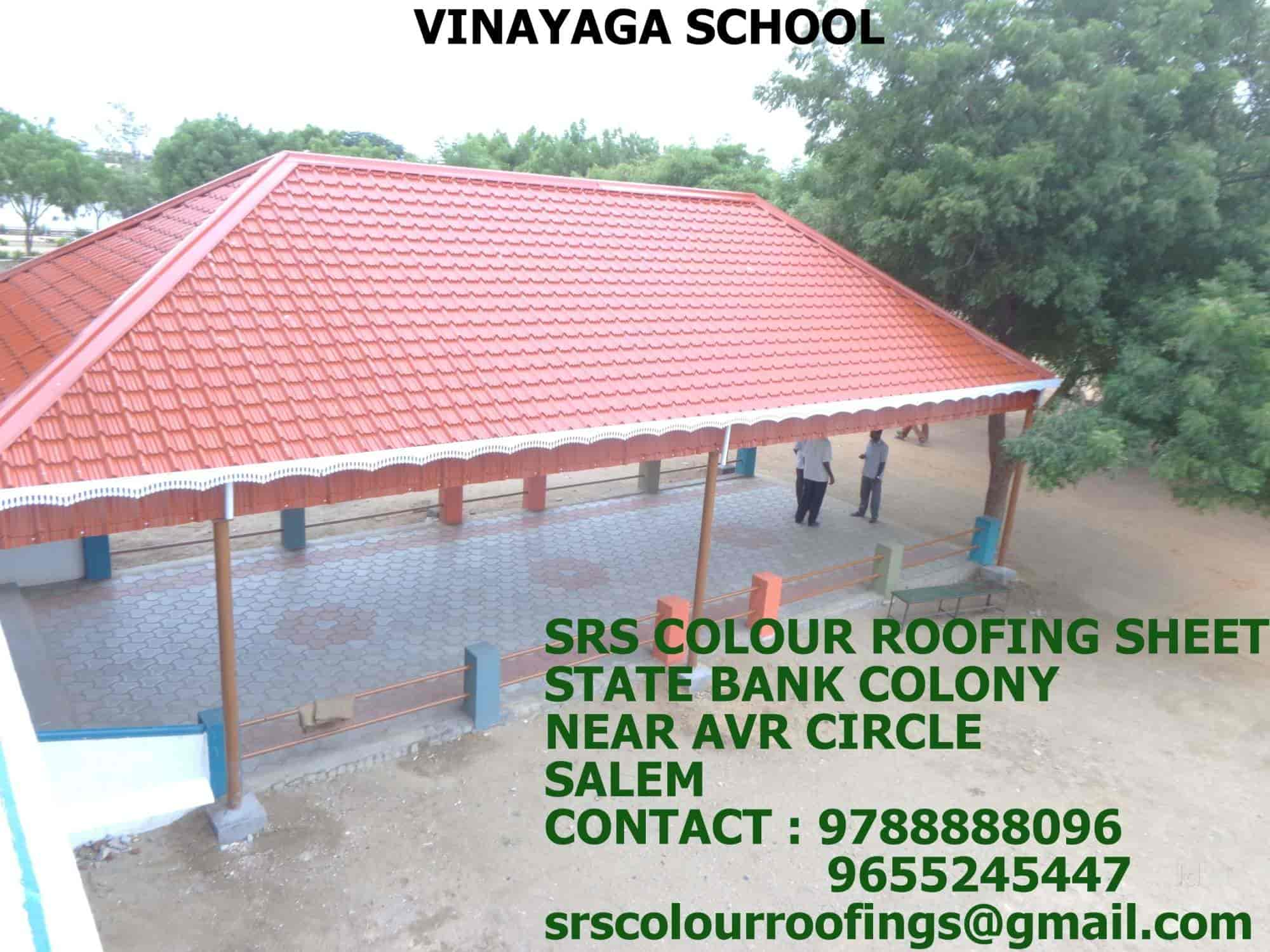 Srs Colour Roofing Sheet   Roofing Sheet Manufacturers In Ramanathapuram    Justdial