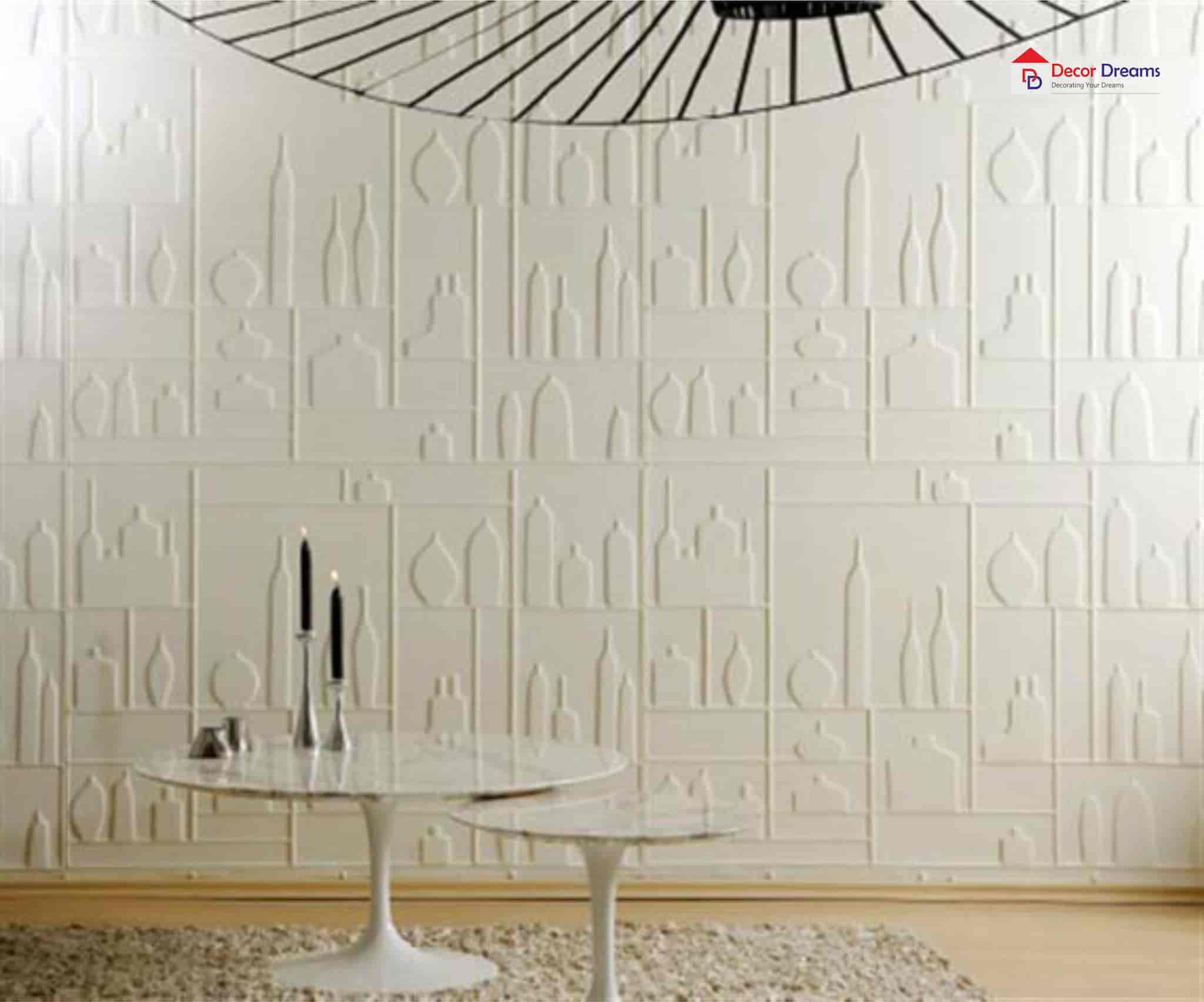 ... 3D Wall Panel   Decor Dreams Photos, Ramgarh Cantt, Ramgarh Jharkhand    PVC ...